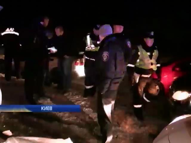 В Киеве стали чаще убивать и воровать (видео) (видео)