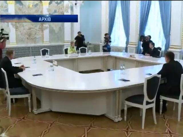 Терористи вимагають перенести зустрiч у Мiнську (видео)