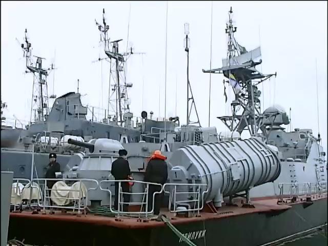 Прокуратура не зможе покарати морякiв-зрадникiв (видео)