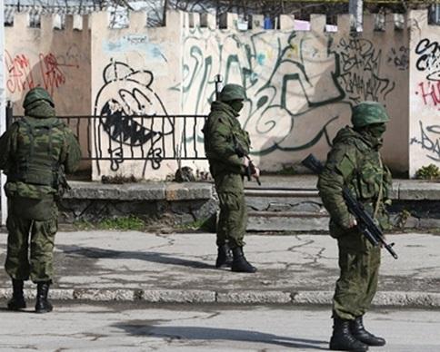 На Донбасс вошли 2 дивизиона войск России