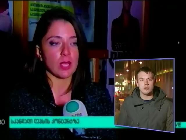 На концерте Лепса в Грузии журналистку удерживали взаперти (видео)