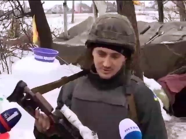 Под Дебальцево убили девушку-снайпера из Чечни (видео)