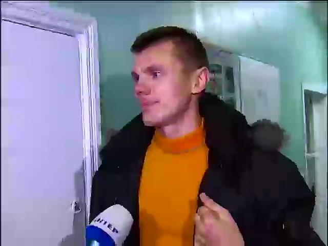Экс-лидера Автомайдана посадили под домашний арест (видео)