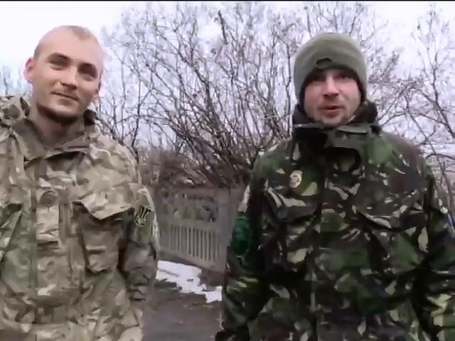 Под Мариуполем военные ждут обстрелов после гумконвоя (видео)