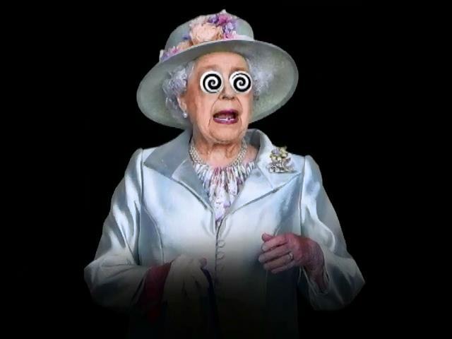 В саду королевы Великобритании нашли галлюциногенные грибы (видео)