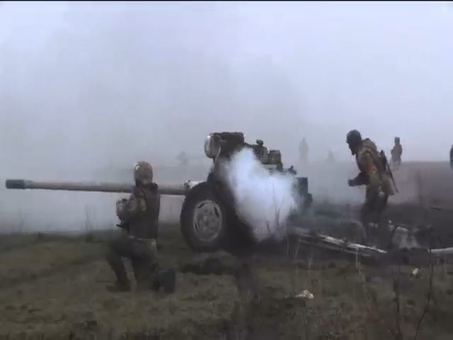 Близ Мариуполя замечен летательный аппарат террористов (видео)