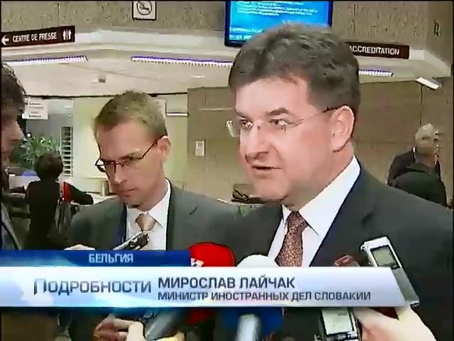 Страны экс-соцлагеря готовы взять шефство над Украиной (видео)