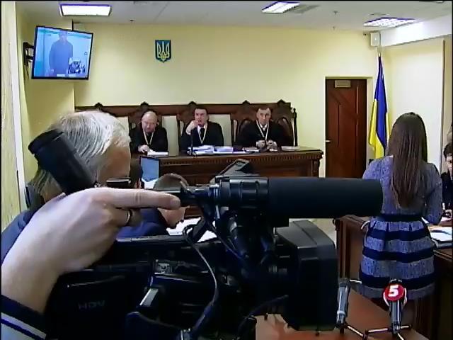 Суд рассматривает апелляцию Владимира Зиневича (видео)