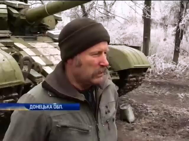 Пiд Марiуполем вiйськовi дотримуються режиму тишi (видео)