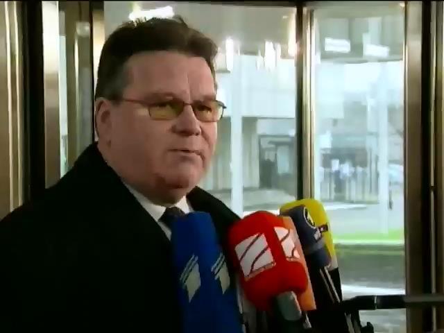 Литва закликаe ґС скасувати вiзи для украiнцiв (видео)