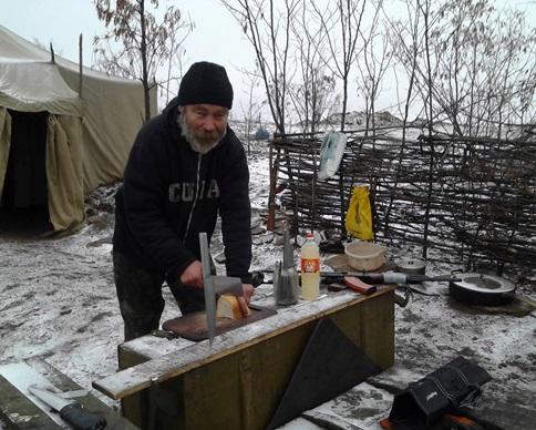 Армии Украины не хватает строителей и поваров