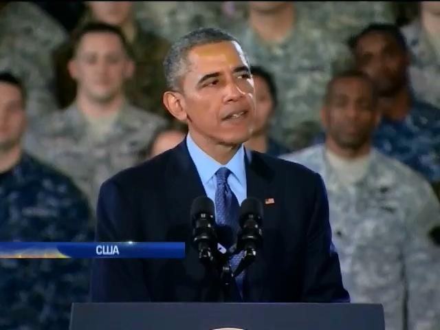 До кiнця тижня США зможуть вiдправляти зброю Украiнi (видео)