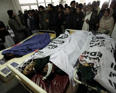 После теракта Пакистан отменил мораторий на смертную казнь
