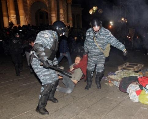 Расследование по разгону Майдана объединили в одно дело (видео)