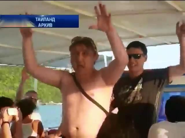 В Таиланде от переизбытка алкоголя скончался российский турист (видео)