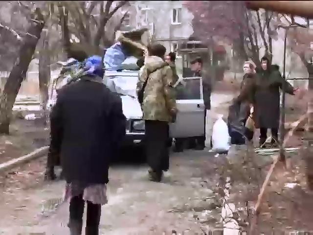 Пенсионеры Донбасса умирают из-за правил регистрации (видео)