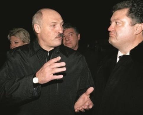 Украина поможет Беларуси развить отношения с Евросоюзом