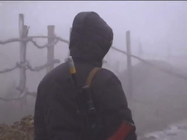 Блокпост Майорськ обстрiляли з мiнометiв з боку Горлiвки (видео)