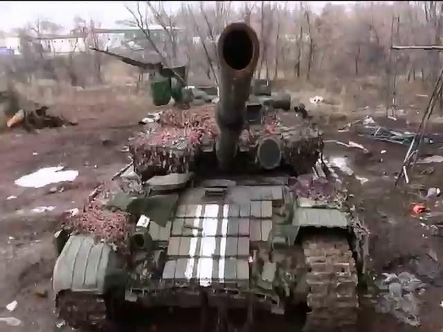 Поблизу Гранітного та Щастя військових обстрілюють з мінометів