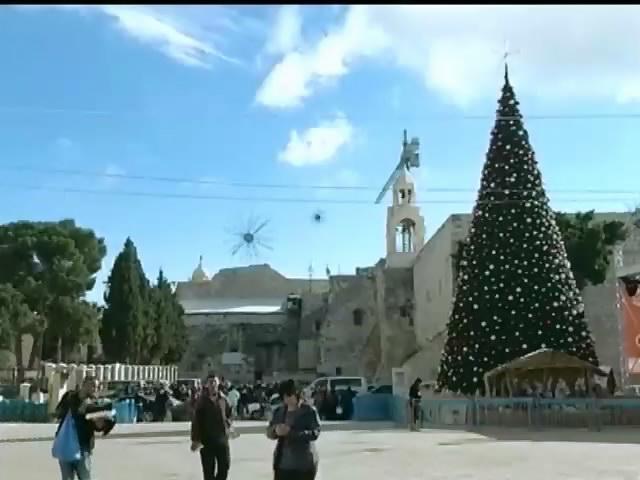 У секторі Гази почали відзначати Різдво