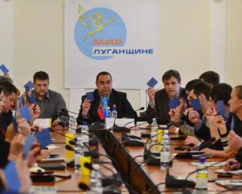 В Луганске готовятся к празднику