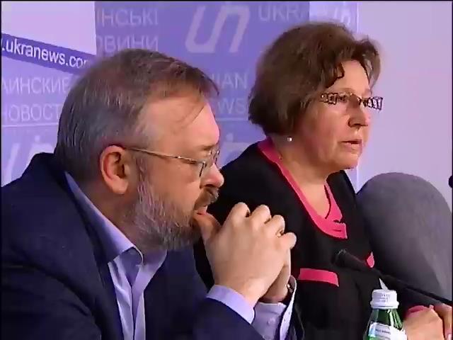 Политологи прогнозируют социальную революцию в Украине (видео)