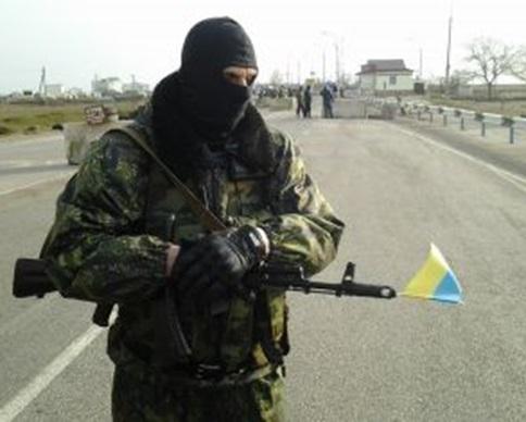 Чонгар полностью перешел под контроль Украины