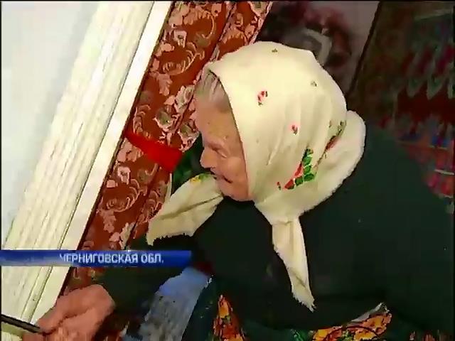 В 5 км. от границы с Россией люди без работы и газа (видео)