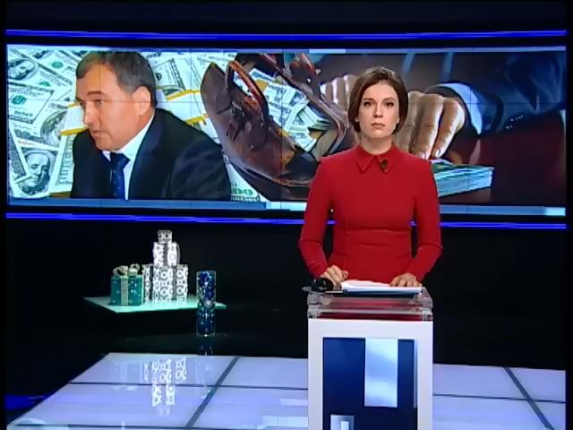 У начальника ГАИ Полтавской области нашли миллион гривен (видео)