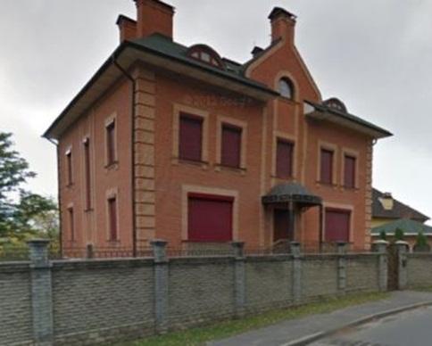 Николай Азаров продает дом на Печерске в Киеве