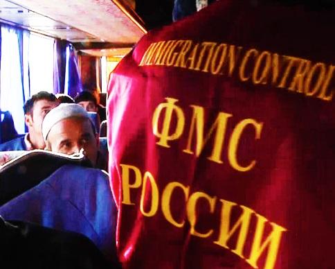 Москва разрешила украинцам оставаться в России 90 дней (видео)