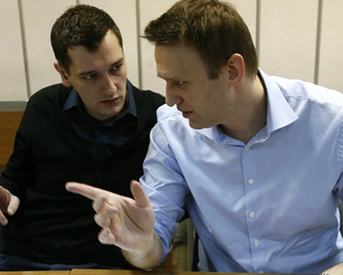 Алексей Навальный получил 3,5 года условно