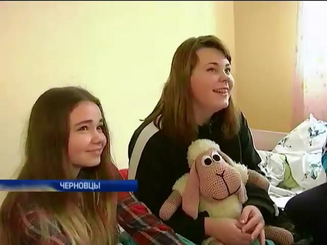 Детей из Северодонецка отправили подальше от войны в Черновцы (видео)