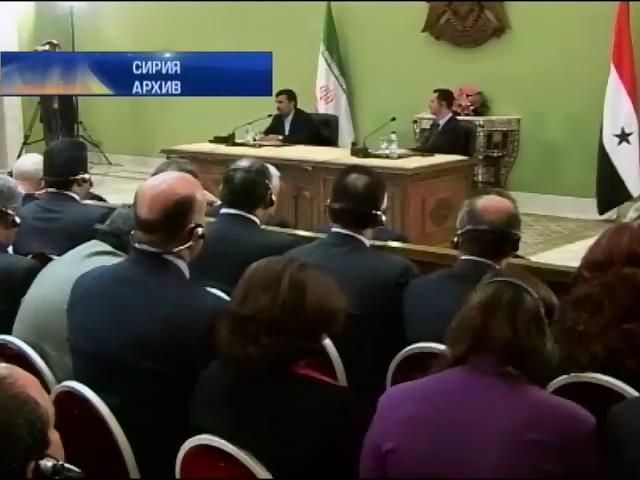 Сирия начала ликвидацию химоружия (видео)