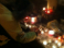 Киевляне несут цветы и свечи к посольству Франции (фото)