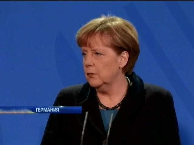 Германия не смягчит санкции против России без уступок Кремля (видео)