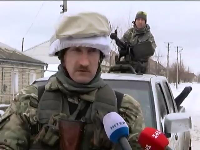 В засаде у Станицы Луганской погибли 2 нацгвардейцев (видео)