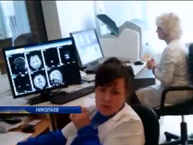 В больнице Николаева одобряют взятки с пациентов (видео)