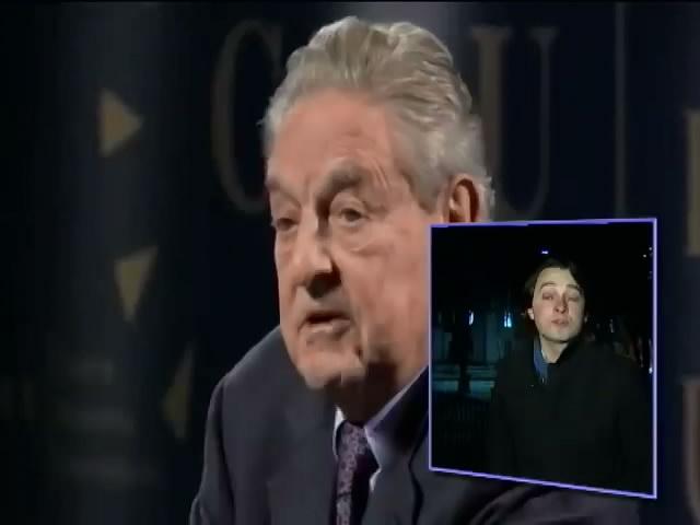 Джордж Сорос поможет Украине получить 50 млрд от МВФ (видео)