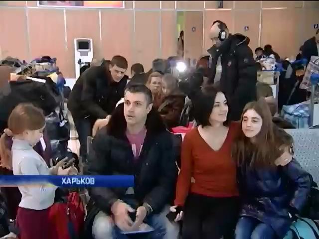 Поляки из Донбасса получили годовые рабочие визы (видео)