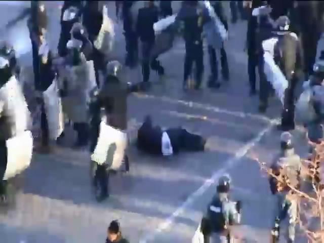 Европа сомневается в присутствии на Майдане иностранных спецслужб (видео)