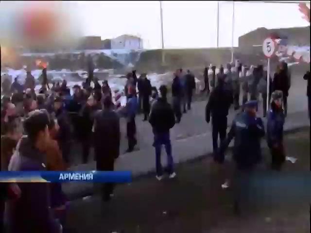 Армяне требует выдать им солдата-убийцу из России (видео)