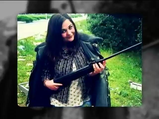 Снайпер Экстази созналась в убийствах военных (видео)