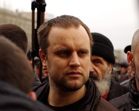 В Донецке террориста Губарева похитили чеченцы