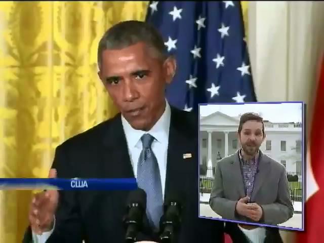 Обама может анонсировать новые санкции в послании к Конгрессу (видео)