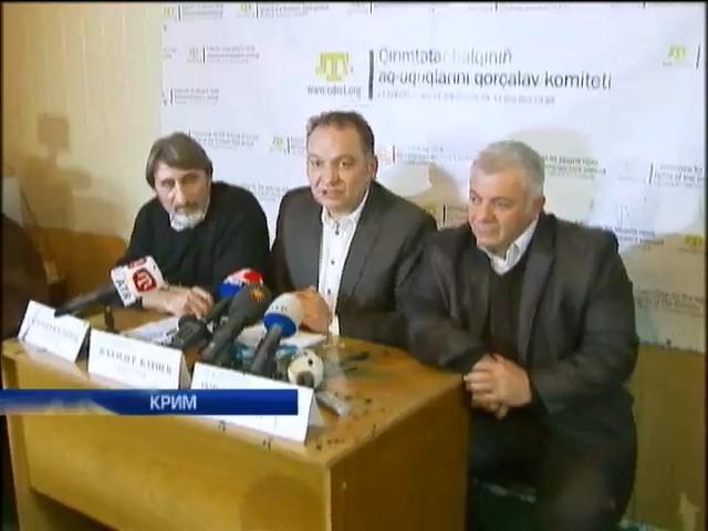 Росiя судить кримських татар за проживання у Криму (вiдео) (видео)
