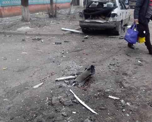 СБУ перехватила разговор террористов, обстрелявших Мариуполь (видео)