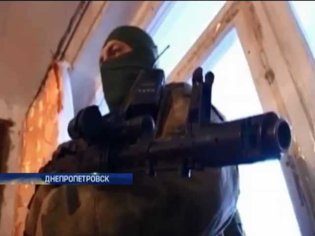 """СБУ задержала информатора террористов по кличке """"Монах"""" (видео)"""