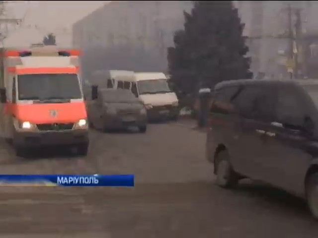 Марiупольцi про обстрiли: такого навiть в Афганiстанi не було (видео)