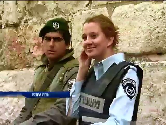 В Израиле террорист проживет не дольше 30 секунд (видео)